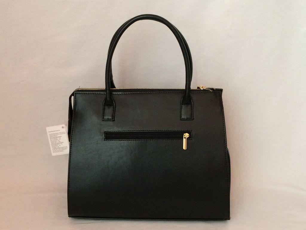 Via55 fekete rostbőr női táska 6c420ae29b