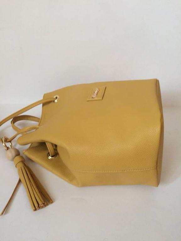 835c3d425d82 Prestige női táska kézitáska válltáska vállvetős sárga