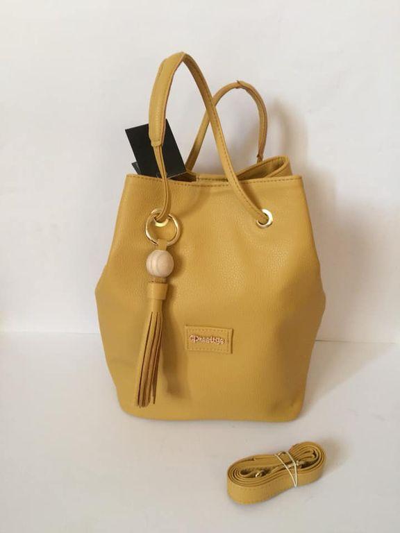 d3bfbfafab68 Prestige női táska kézitáska válltáska vállvetős sárga